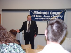 Michael Gage Town Hall