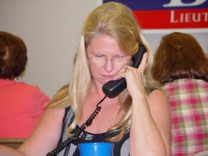Maureen McDonnell making calls